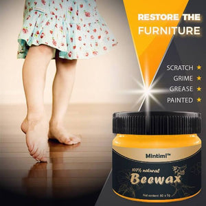Wood Seasoning Beewax ( Time-Limited Special Prices )