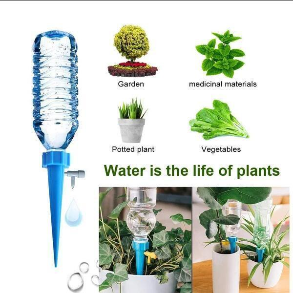 Automatic Irrigation water saver
