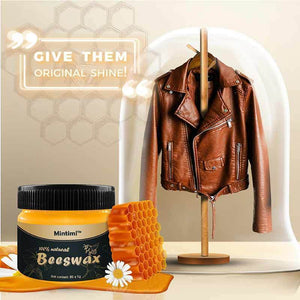 Leather Polishing Wood Seasoning Beeswax  ( Time-Limited Special Prices )