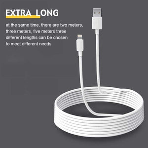 Extra Long Data Cable ( BUY 2 GET 1 FREE)