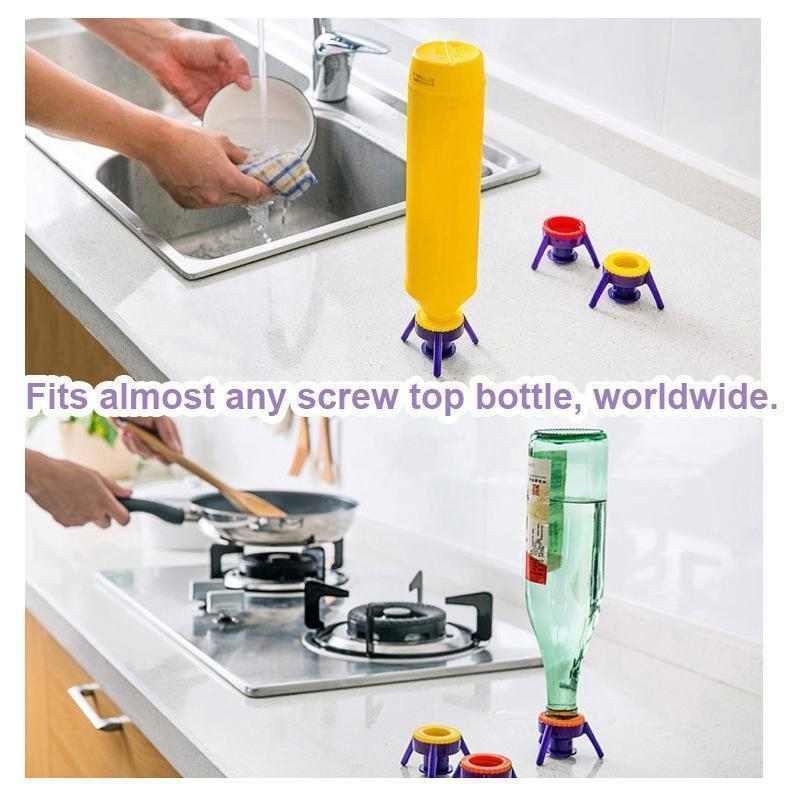 Bottle Cap Stand Kit(6 PCS)