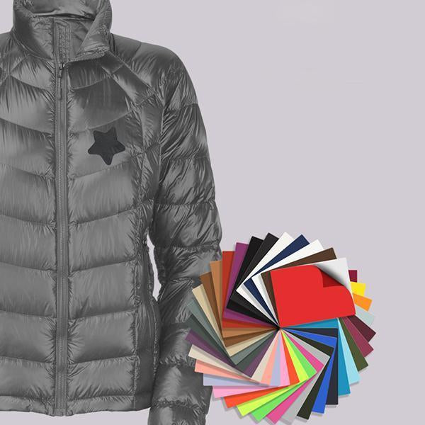 Self-adhesive Down Jacket Patch Sticker