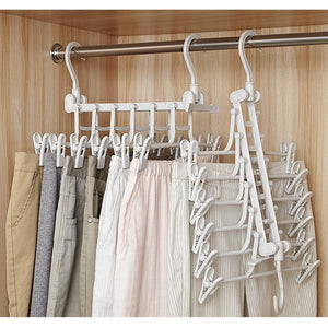 Foldable Coat Clothing Hanger (New Year Special Price)