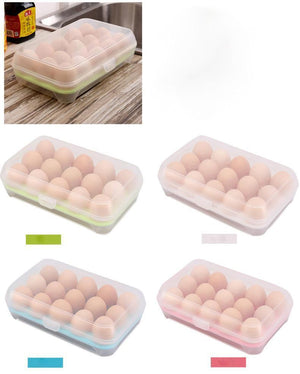 Egg Receipt Box