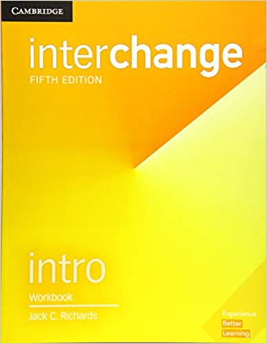 Interchange 5ed Workbook 0 Intro