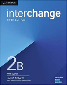 Interchange 5ed Workbook 2B