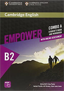 Cambridge English Empower Combo with Online Assessment Upper-Intermediate A