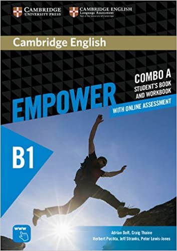 Cambridge English Empower Combo with Online Assessment Pre-Intermediate A