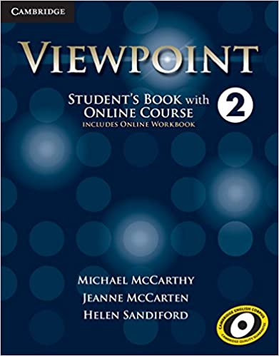 Viewpoint Students Book Online Course & Online Workbook 2