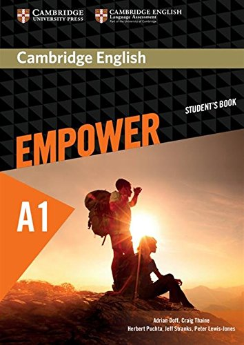Cambridge English Empower Student's Book Starter