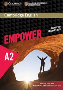 Cambridge English Empower Student's Book Elementary