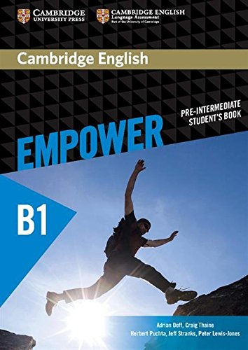 Cambridge English Empower Student's Book Pre-Intermediate