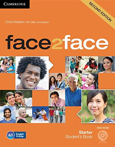 Face2face 2ed Student's Book with DVD-ROM Starter