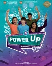 Power Up Pupil's Book 6