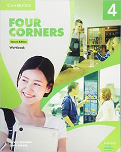 Four Corners 2ed Workbook 4