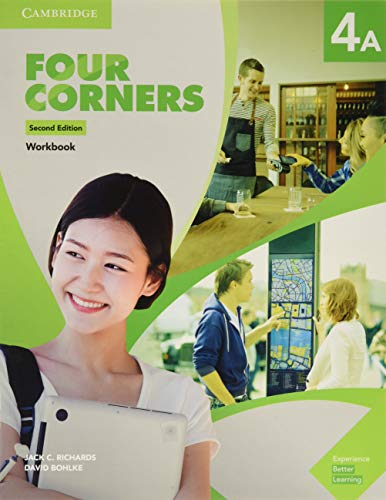 Four Corners 2ed Workbook 4A