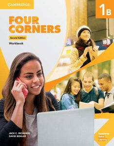 Four Corners 2ed Workbook 1B