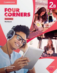 Four Corners 2ed Workbook 2B