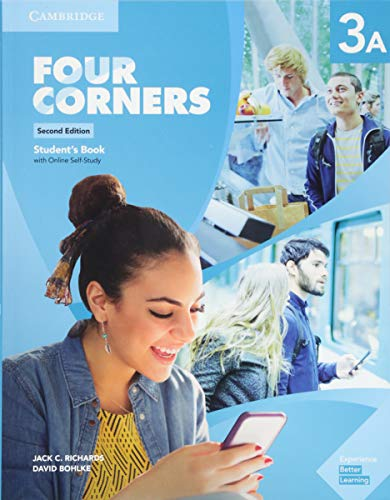 Four Corners 2ed Student's Book with Selfstudy 3A