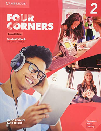 Four Corners 2ed Student's Book with Selfstudy 2