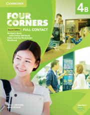 Four Corners 2ed Full Contact with Selfstudy 4B