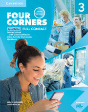 Four Corners 2ed Super Value Pack (Full Contact with Selfstudy and Online Workbook) 3