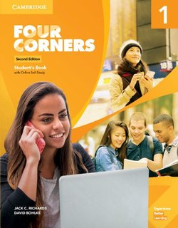 Four Corners 2ed Student's Book with Selfstudy 1