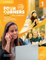 Four Corners 2ed Super Value Pack (Full Contact with Selfstudy and Online Workbook) 1