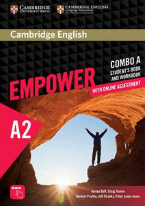 Cambridge English Empower Combo with Online Assessment Elementary A