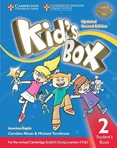 American English Kid's Box 2ed Student's Book Exam Update 2