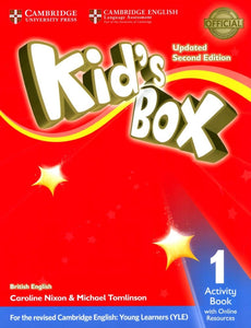 Kid's Box 2ed Activity Book with Online Resources Exam Update 1