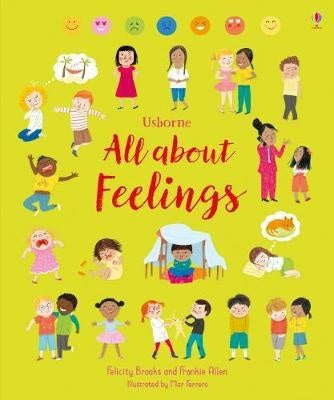 All About Feelings | FELICITY BROOKS