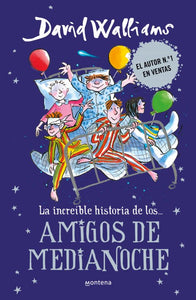 AMIGOS DE MEDIANOCHE | David Walliams