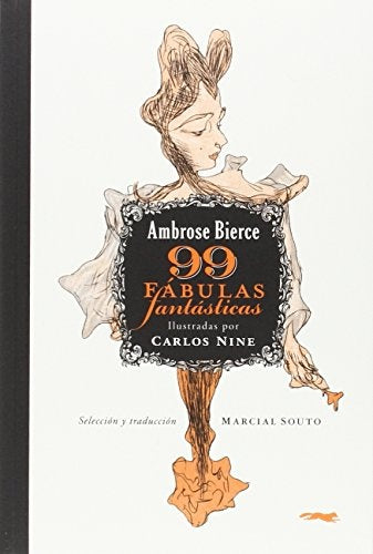 99 FABULAS FANTASTICAS POCKET | AMBROSE BIERCE
