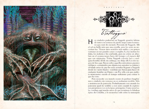 Bestiario  | H. P. Lovecraft