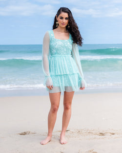 Aries Dress - Mint