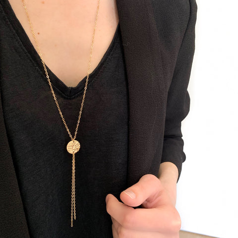 Collier Assilah pierres fines