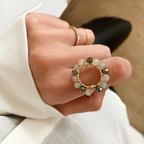 BAGUE PERLY