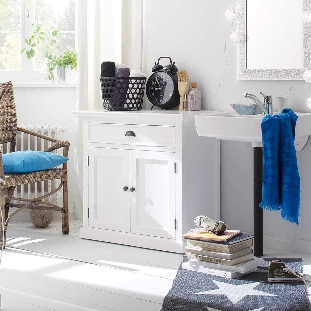 Halifax Small Buffet with 2 Doors-Buffet-Hygge Home US