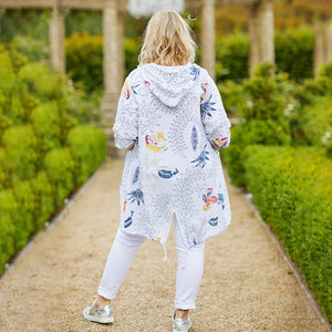 Lily Cotton Hoody Jacket