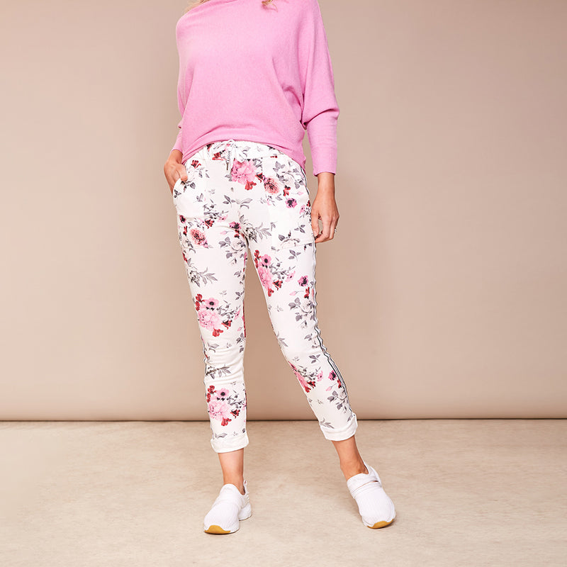 Kelly Joggers (Cerise Pink)
