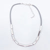 Gala Necklace (Grey)