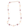 Hally Necklace (Rose)
