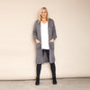 Amanda Pocket Cardi (Grey)