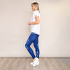 Rose Denim Style Leggings