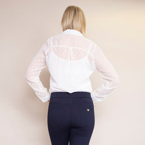 Snowdrop Pocket Blouse