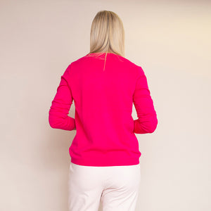 Sonia Round Neck JumperF