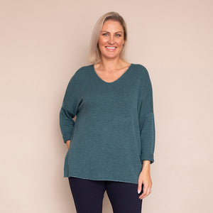 Sonia Jumper (Teal)