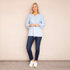 Cara Hoody (Light Blue)