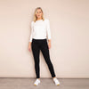 Fiona Denim Trouser